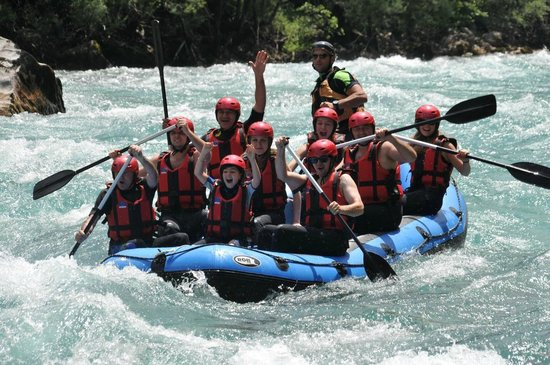 Rafting Center Camp Tri Vodenice