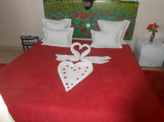 Cristal Hotel : Des chambres spacieuses et personnalisées vous y attendent