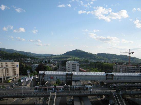 InterCityHotel Freiburg: Direkt am Hbf