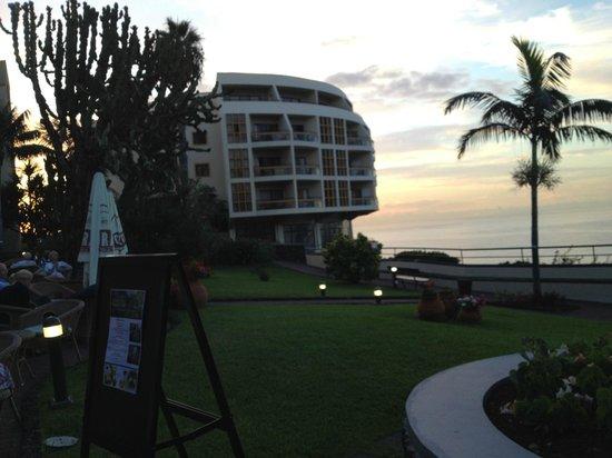 Pestana Palms Ocean Aparthotel: Das Pestana Palms