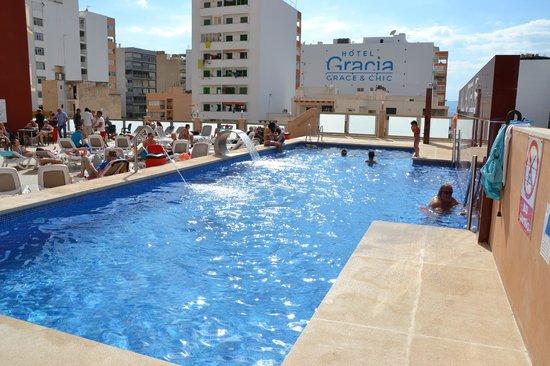 Hotel Caribbean Bay In El Arenal Mallorca