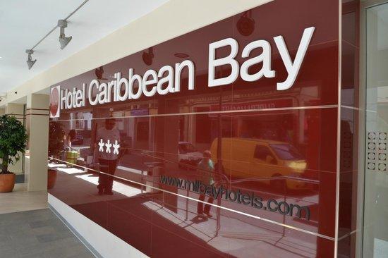 Caribbean Bay: Отель