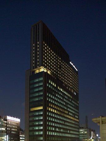 Mitsui Garden Hotel Ginza Premier : Building