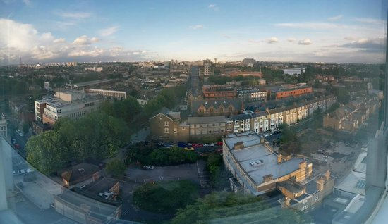Premier Inn London Hammersmith Hotel: Panoramic View