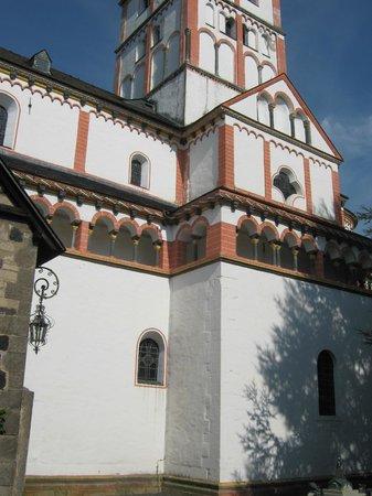 Doppelkirche : Außenansicht