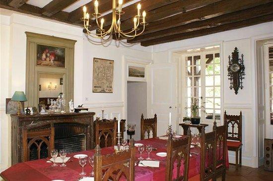 Restaurant Chateau de L'Isle : Hostellerie du Château de L'isle
