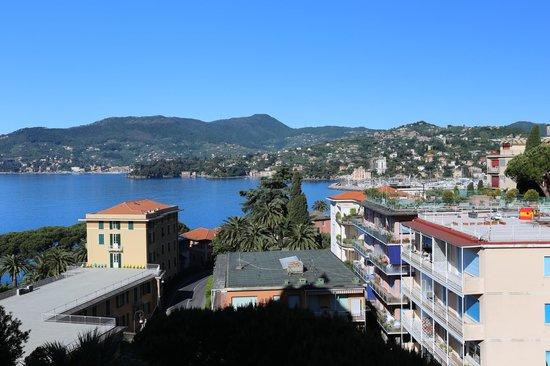 Grand Hotel Bristol Resort & Spa : Rapallo views