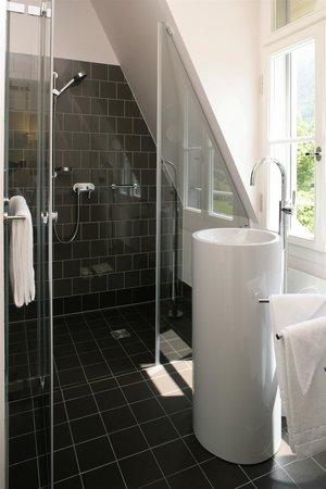 Jugendstilhotel Hotel Paxmontana: Badezimmer