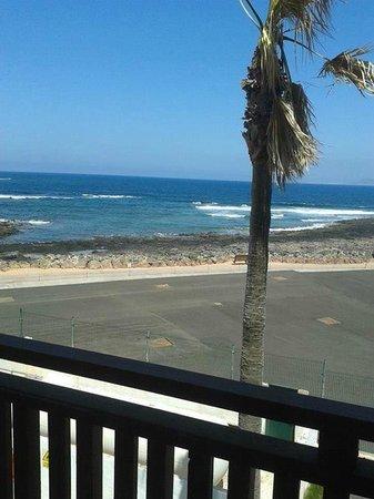 Hotel Hesperia Bristol Playa : Vista Oceano 1
