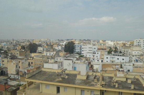 Ibis Tunis : Vista desde la habitación