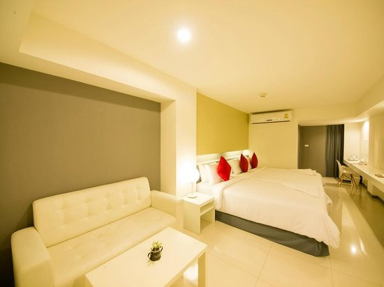 Myhotel Cmyk@Ratchada : Deluxe Family room