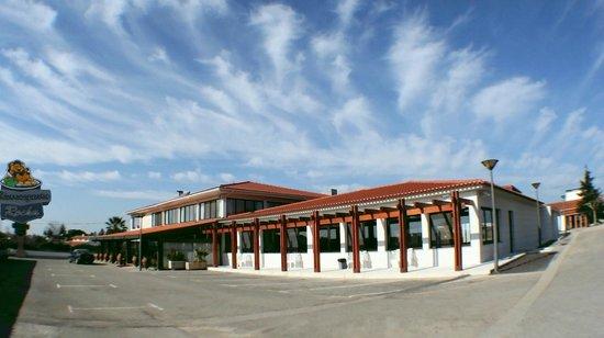 Mealhada, Portugal: .Exterior restaurante