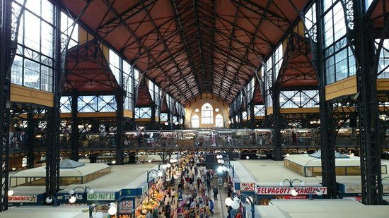 Budapest central market picture of central market hall for Missouri s t dining hall hours
