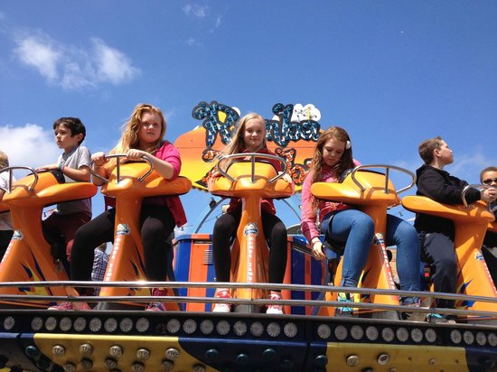 Adventure Island: grandaughters
