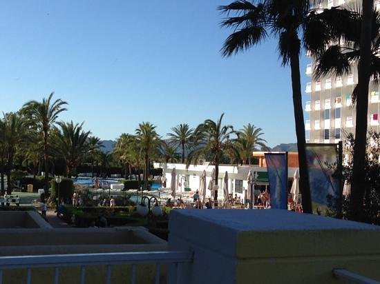 Club MAC Alcudia: view from room