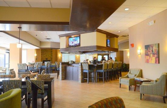 Holiday Inn Staunton Conference Center The Exchange Restaurant Bar