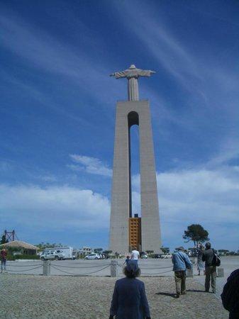 Santuario Nacional de Cristo Rei : cristo re