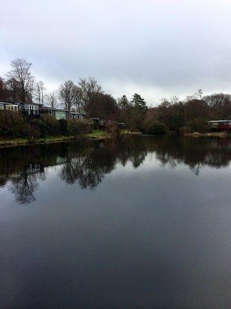 Glan Gwna Country Holiday Park: Peaceful walks around the site