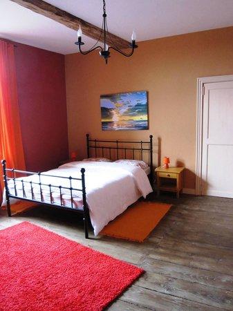 Evrehailles, Belgique : The parent's room