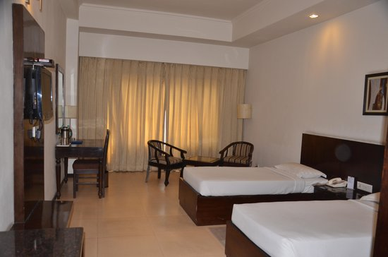 Ark Hotel: Standard Room
