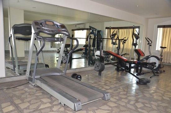Ark Hotel: Fitness Centre