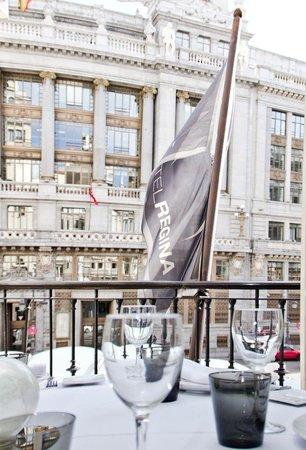 Hotel Regina: Vistas desde el hotel