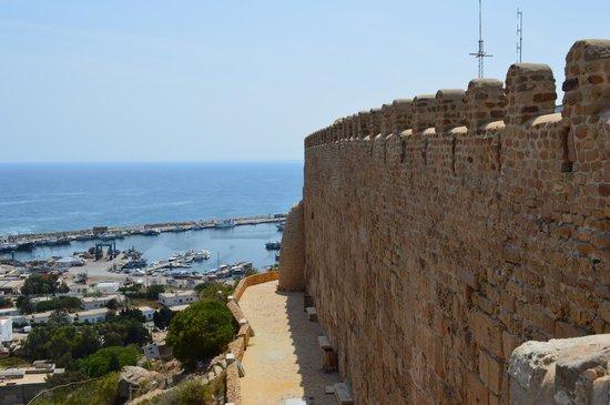 Kelibia, Tunísia: Fortaleza