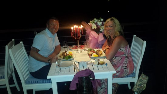 Gloria Serenity Resort : our anniversary