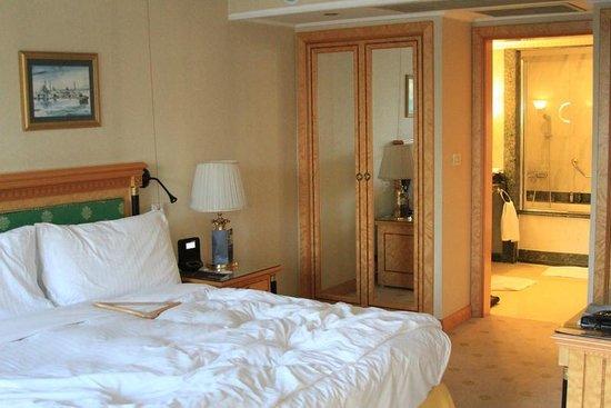 InterContinental Istanbul: Room