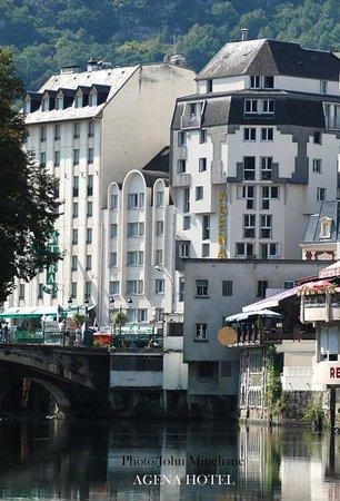 Agena Hotel: Hotel Agena