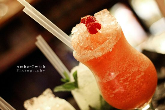 Chiquito's Restaurant: Strawberry Daiquiris