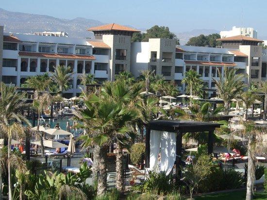 Hotel Riu Palace Tikida Agadir: vue de la chambre