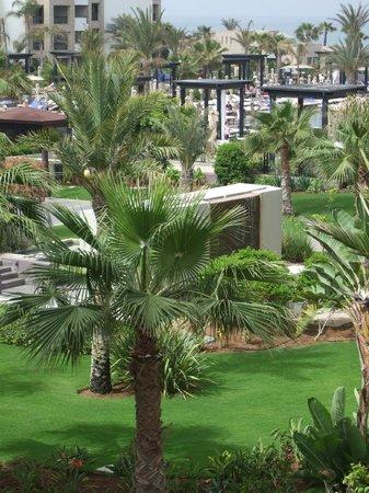 Hotel Riu Palace Tikida Agadir: un aperçu du patio