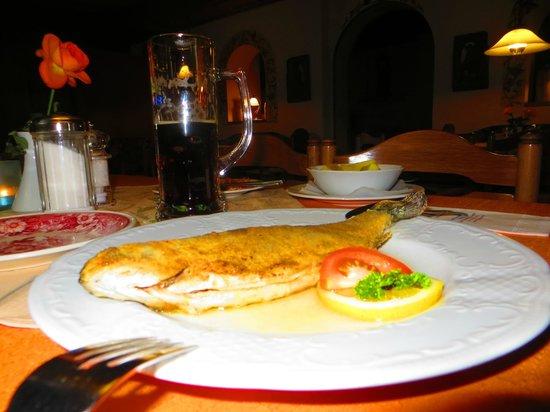 Hotel Waldmann : dining room
