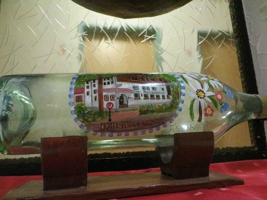 Hotel Waldmann : hotel decoration