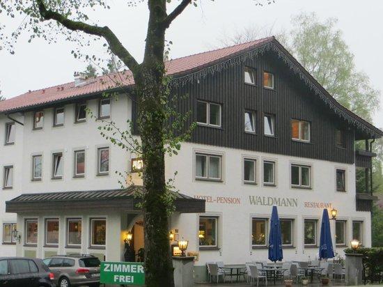 Hotel Waldmann : hotel view