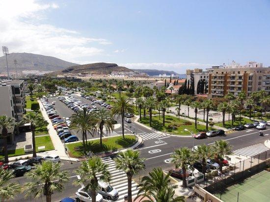 Dream Hotel Noelia Sur: View from top floor sun terrace