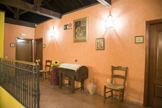 Hotel Rural Soterraña: Interior hotel