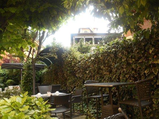 Hotel San Anselmo : un havre de paix