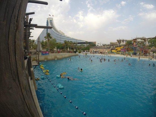 Wild Wadi Water Park: Jumeirha Hotel