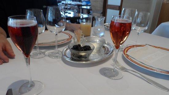 Restaurant Chez Michel: Aperitivo
