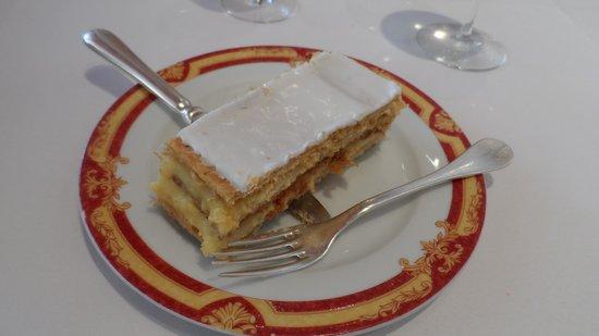 Restaurant Chez Michel: Millefoglie