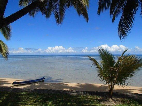 Soanambo Hotel : Vue mer