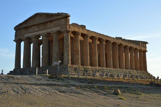 Valley of the Temples (Valle dei Templi): Tempio della Concordia