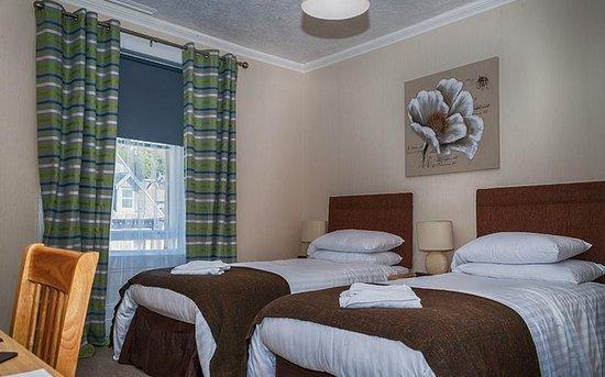 Sutherland Hotel: Bedroom