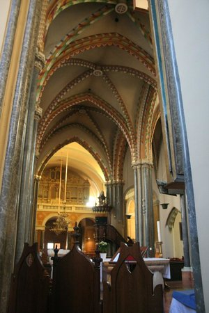 Inner-City Parish Church : volta antica