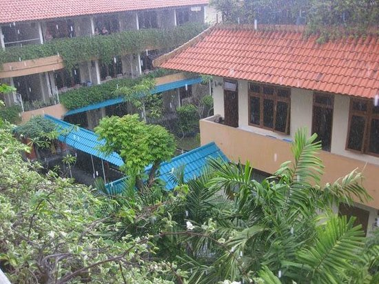 Febri's Hotel & Spa: view from the room