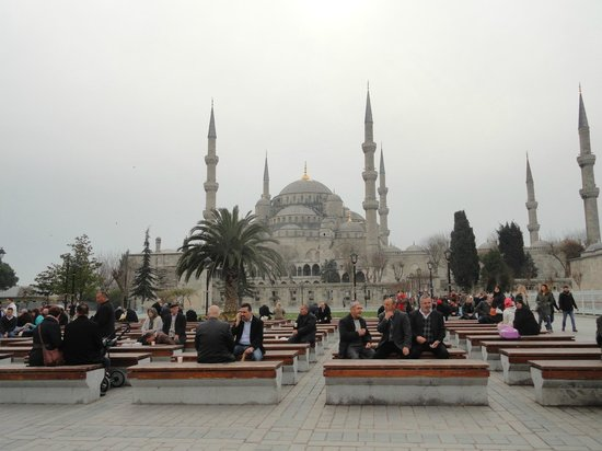 Anatolia Suites : very close to Blue Mosque