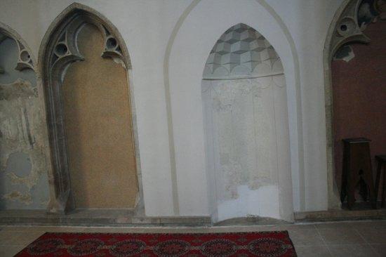 Inner-City Parish Church : mirhab