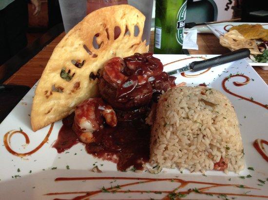 Greenhouse Cafe Dorado : Delicioso!!
